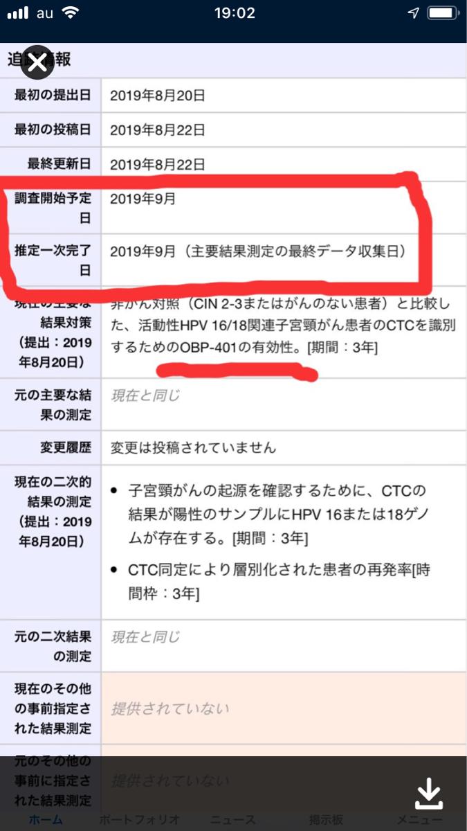 4588 - オンコリスバイオファーマ(株) これのこと?