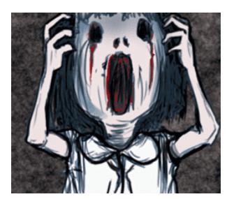 3996 - サインポスト(株) コンプレックスの塊クンは、疲れ切って帰ってきて こんな表情になるんだろうな。(^v^)  今日は指数
