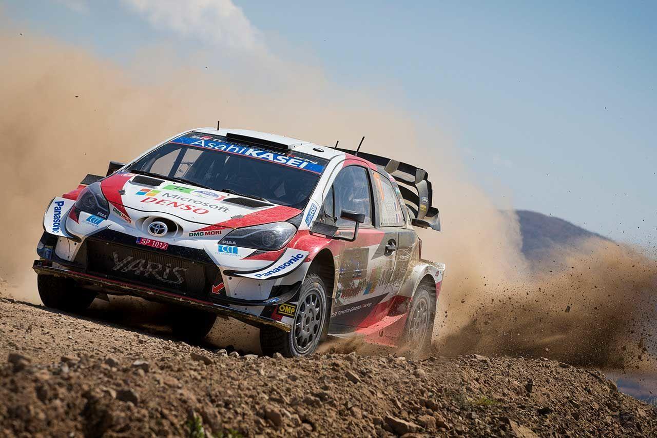 凡人の妄想トレーディング WRC第3戦ラリー・メキシコ  コロナウィルスの影響で日程が1日短縮されましたが14日に無事終了。