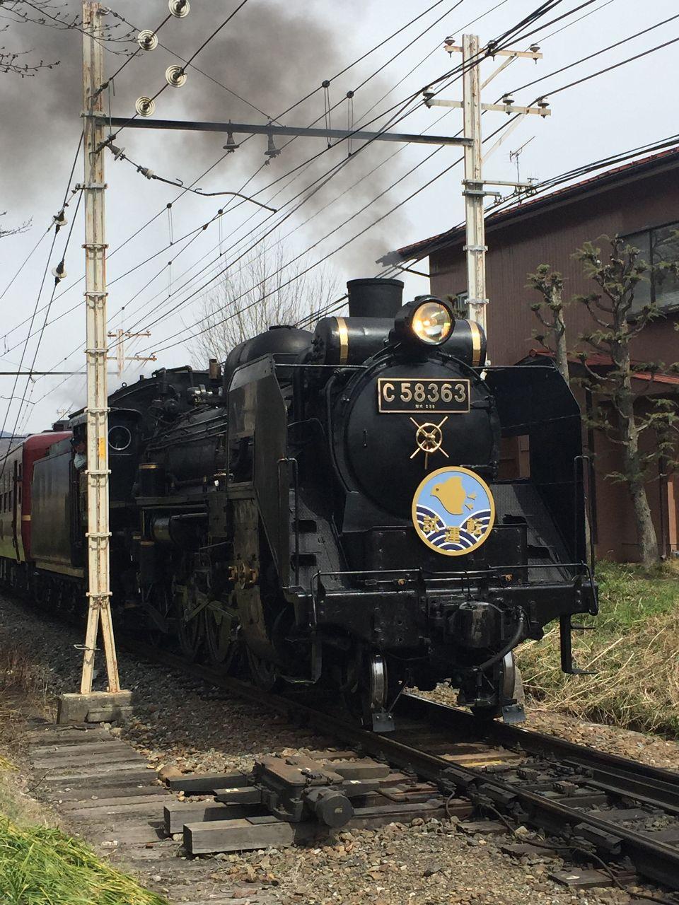 9012 - 秩父鉄道(株) 今日の運行していたSLです♪(´ε` )  散歩中に偶然遭遇して 撮り鉄