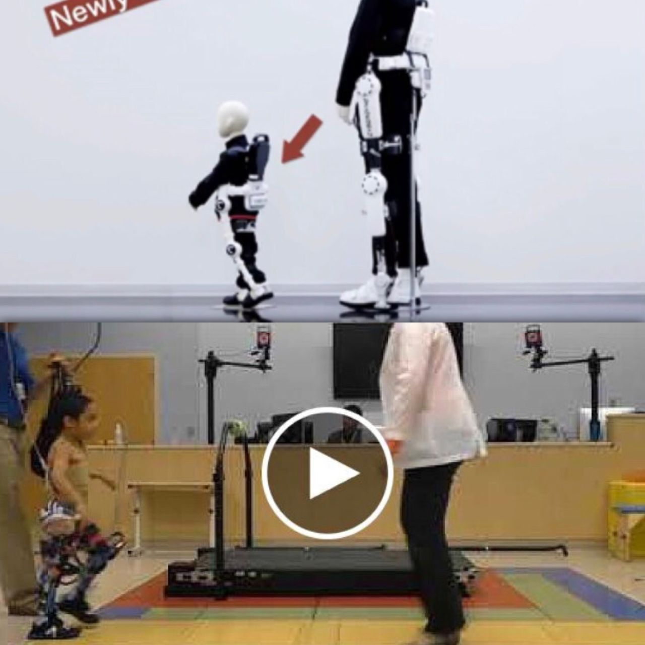 7779 - CYBERDYNE(株) アメリカ国立衛生研究所(NIH)は小児脳性麻痺患者用exoskeletonの研究を進めており、9月1