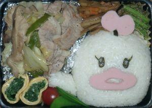 3667 - (株)enish 金狐 殿  今日は、多摩テックに遊びに行って、こんなお弁当はいかがですか?