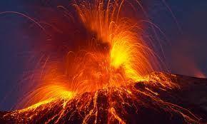 4563 - アンジェス(株) マグマ 火山噴火🌋