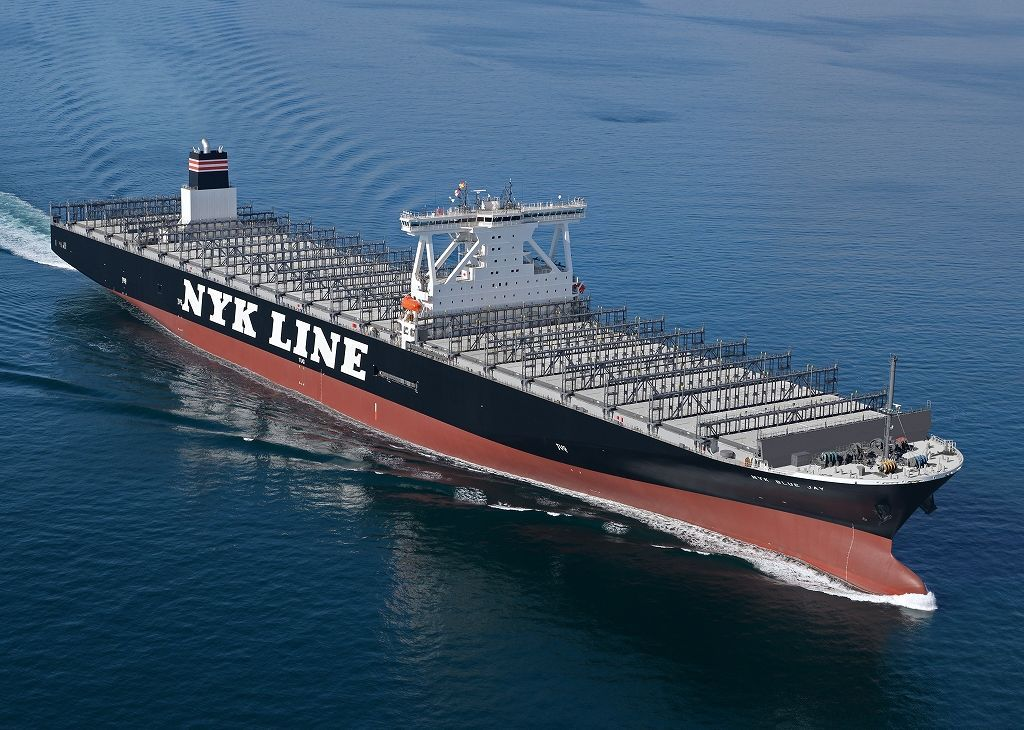 998407 - 日経平均株価 自衛隊  中古貨物船買取計画    飛行甲板に改造してF35Bを搭載  全長360m      垂直