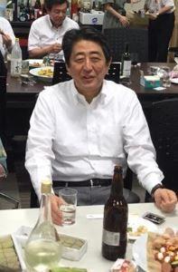 998407 - 日経平均株価 庶民的な安倍ちゃん