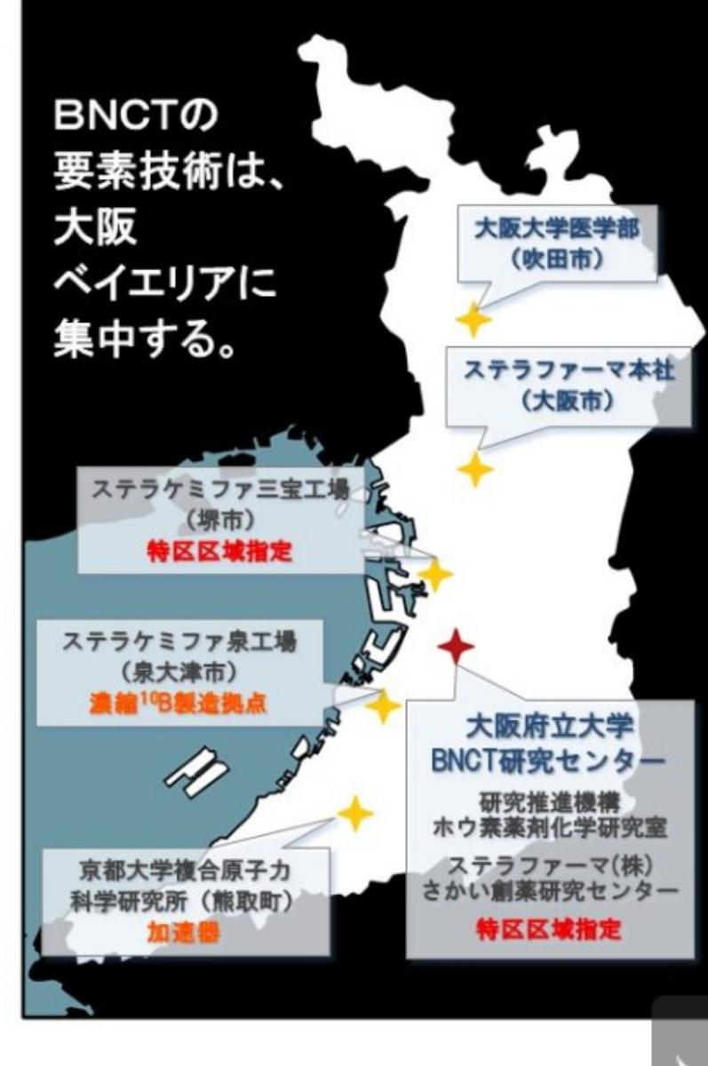 4888 - ステラファーマ(株) これから露出増えるよ 大阪万博のメインがBNCTだから 大阪は特区でBNCTやってます