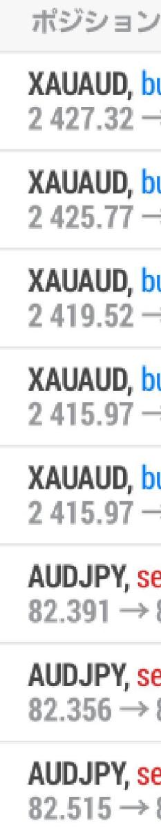 audjpy - オーストラリア ドル / 日本 円 持ち越しOK?