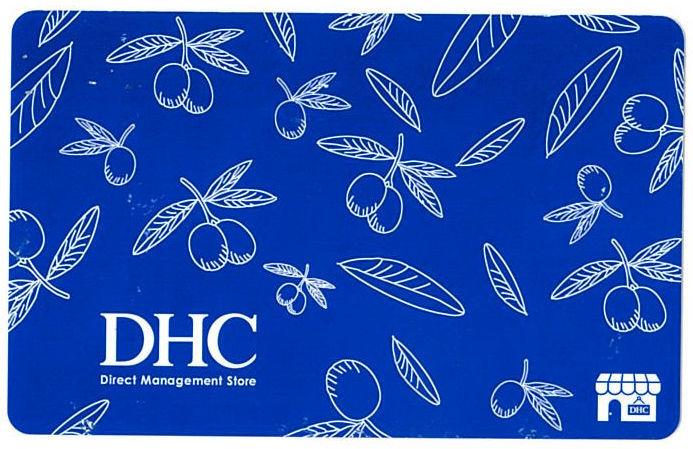 8202 - ラオックス(株) DHC直営店で使える会員カード。