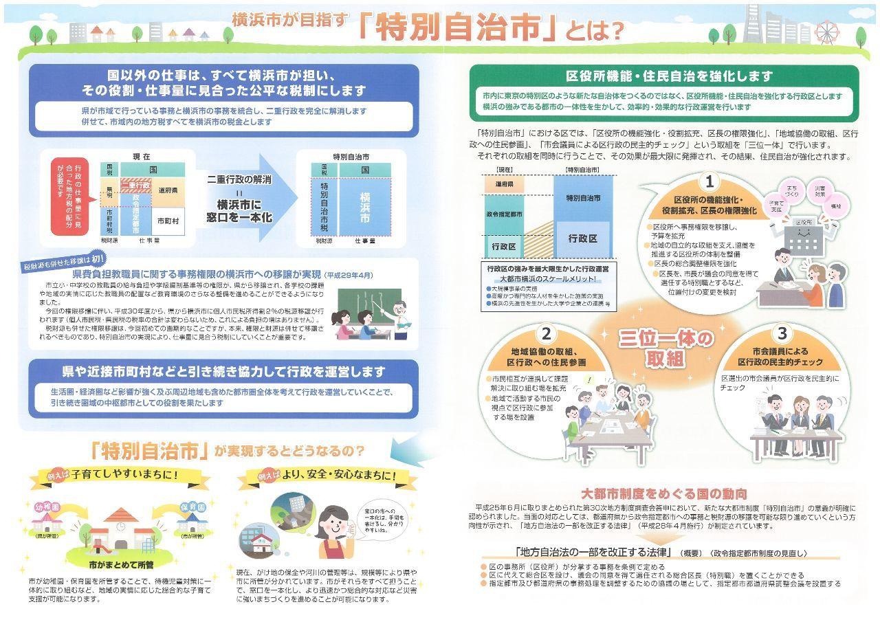 あめちゃん2 横浜市が目指す新たな大都市制度 横浜市 https://www.city.yokohama.lg.j