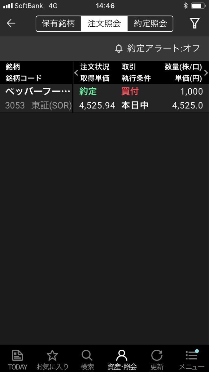 3053 - (株)ペッパーフードサービス ひよったw とりあえず1000w