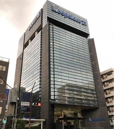 8848 - (株)レオパレス21 レオパレスの本社は、鉄筋コンクリートで頑丈www