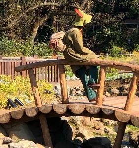 相場の奥の細道とうりゃんせ Tales from Moominvalley Park  スナフキンはムーミン屋敷に立ち寄るとムー