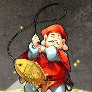 放置一本釣