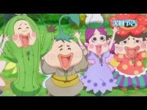 ハッピーちゃんの独り言☆ 午前中、 妖精のアニメを見ましたが 個性的な妖精たちが出てきて 可愛かったです◎  ドリアンの妖精は