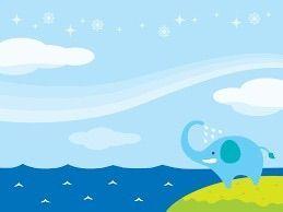 ハッピーちゃんの独り言☆ 暑いから避暑地のイオンに行こうと 準備のために水浴びしたら 見事に眠くなってしまいました!(◎_◎;