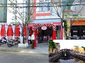 長野県が大好きです。  らいちょうさん明けましておめでとうございます。 正月から、通訳の結婚式でベトナムのダナン・ホイアン