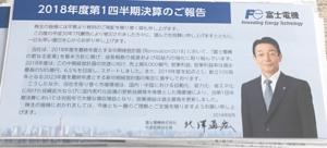 6504 - 富士電機(株) 来たよーっ‼️強気強気(^O^)/