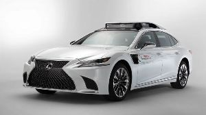 2186 - ソーバル(株) Audi, Toyota, Waymo and others launch self-driving