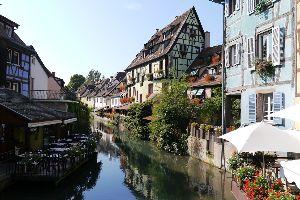 リュウネブルグが大好きです アルザス地方、コルマール、ストラスブール、リボウビレ、リクビル、エギスハイム、どこも美しかったです。