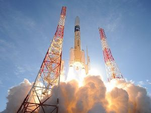 1435 - (株)TATERU 今日のロケット打ち上げ何時からですか?9時ジャストです!