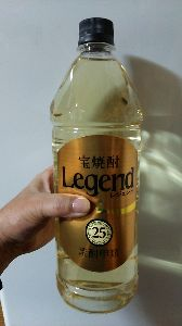 ★☆富山発 心の旅路行き☆★ ...  ってか、黄色い焼酎を買って来たっす^^  別にビタミンCが入ってるわけじゃないし(笑)