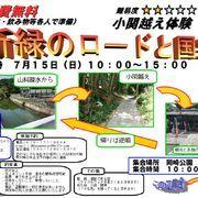 【無料サイクリング】新緑のロードと国宝