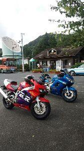 バイク・ツーリング(千葉) 久しぶりの投稿です。2週間くらい前に、後輩と千葉県内をツーリングした時の画像です。また、皆さんとツー