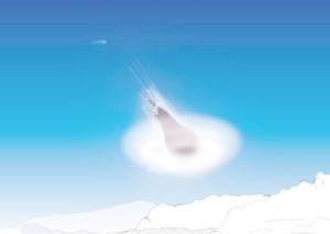 エアーズロックは大隕石か? 隕石(彗星)が生命の種を地球全体に振り蒔いた?カンブリア爆発  ユカタン半島に衝突して恐竜を絶滅させ