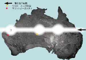 エアーズロックは大隕石か? 二度あることは三度ある(二個あることは三個ある)その3  シューメーカー・レビィ第九彗星(SL9)が