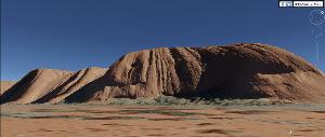 エアーズロックは大隕石か? K-T境界層 イジェクタ(Ejecta)層は何処に? その3  その1 その2 で隕石衝突の証拠とな