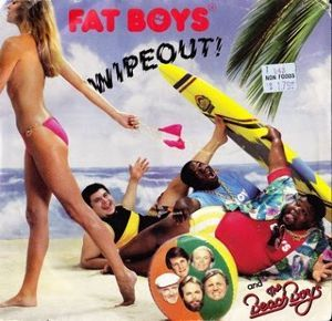 youtubejockey Fat Boys & The Beach Boys - Wipeout  こんばんは。 標準