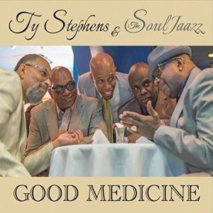 youtubejockey GOOD MEDICINE - Ty Stephens & (the) SoulJaazz