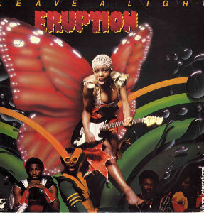 youtubejockey ERUPTION - I Can't Stand The Rain (1978)  こんば