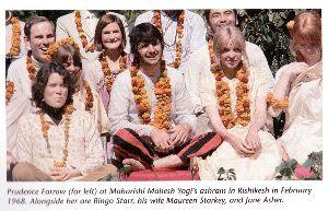 youtubejockey Beatles / Dear Prudence, Rishikesh '68  こんばんは
