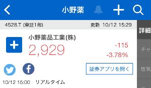 5724 - (株)アサカ理研 <差替え> 3300円で買って、本日終値2929円 ぷっw ノーベル祭で飛びついたアホの末路です(笑