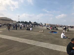 000001.SS - 上海総合 横田基地の奥の方  5ゲートから2kmぐらいか  そっから  1km まだ 向こう