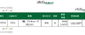 4100 - 戸田工業(株) 今更ながら押し目買いした。 目標がはっきりしてるんで日々のふるい落としは 買い増ししておく。 実は先