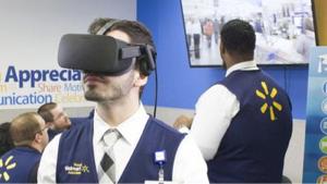 WMT - ウォルマート・ストアズ VRで訓練とかテストとかして遊んでないで 働けよ