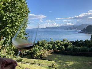 7261 - マツダ(株) おつかれさま。今日はディールはお休みして、僕は海を眺めながらワインを飲んでいる。