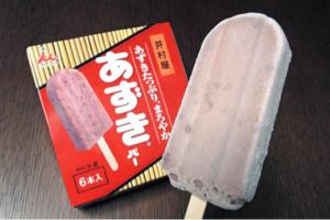 2209 - 井村屋グループ(株) まぁ、多分あずきバー食べるのに必死なんだよ。