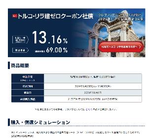 tryjpy - トルコ リラ / 日本 円 ははは