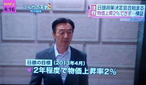 8301 - 日本銀行 センセ, 大丈夫ですかぁ〜?