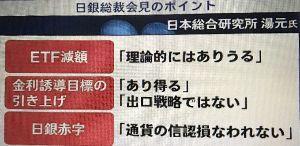8301 - 日本銀行 そ〜言えば 強気なBOJですねぇ!
