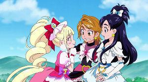トピ立たない(落ちた)アニメのスレ 「HUGっと! プリキュア」  『なんでもできる!なんでもなれる!』 もはや『なんでもあり!』(?)