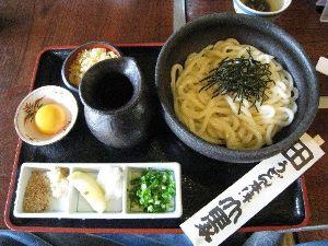 うどん大好き!は永遠に (^o^)丿 ご無沙汰しています。  久々に、山田屋に行きました。  食べるのは、毎回釜ぶっかけしか食べません。