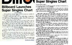 全米TOP40 (掲示板行方不明?) Luke さん  > ところであの1973年の、公式記録と異なるチャートって何だったのでしょう