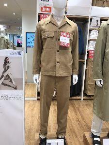 9983 - (株)ファーストリテイリング 違います、人民服ではありません、 UNIQLOで売っているのは、国民服です。