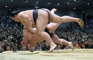 島津惟新義弘公 鳥肌が身体全体に走った。それは、新横綱・稀勢の里が、優勝決定戦で大関・照ノ富士を小手投げで破った瞬間