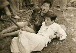 橋下さんは政治家向きではないのだ。弁護士としても認識不足ですね 処刑される直前です!!   1951年韓国保導連盟事件    住民30万人以上が虐殺された  住民の