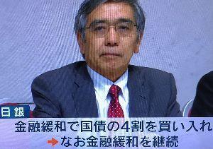 """日本経済 """"HARDLANDING"""" への道程 しかしながら 黒ちゃん総裁は まるでシカト!"""
